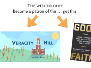 Weekend Promotion: Good Faith by Kinnaman and Lyons